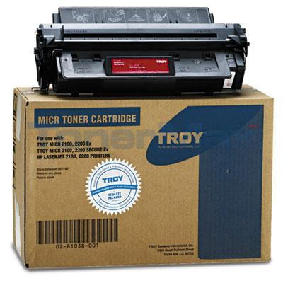 TROY HP LASERJET 2100 TONER CART BLACK